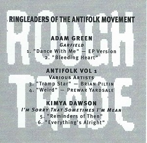 Ringleaders of the Antifolk Movement