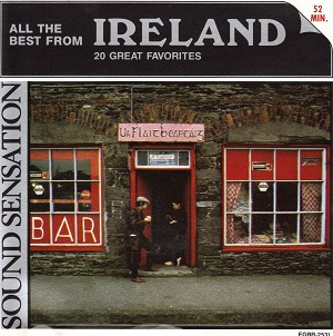 All the Best From Ireland: 20 Great Favorites [Import]