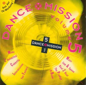 Various - Dance Mission Vol. 5 - Blow Up