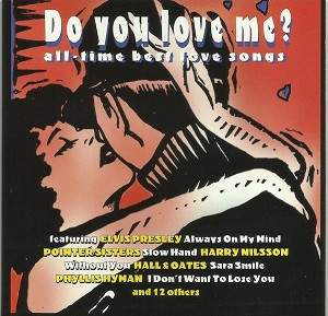 Do You Love Me Like You Say [Single]