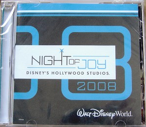 Disney's Hollywood Studios: Night of Joy, 2008