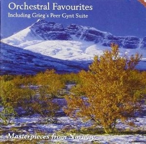 Masterpieces from Norway : Orchestral Favourites